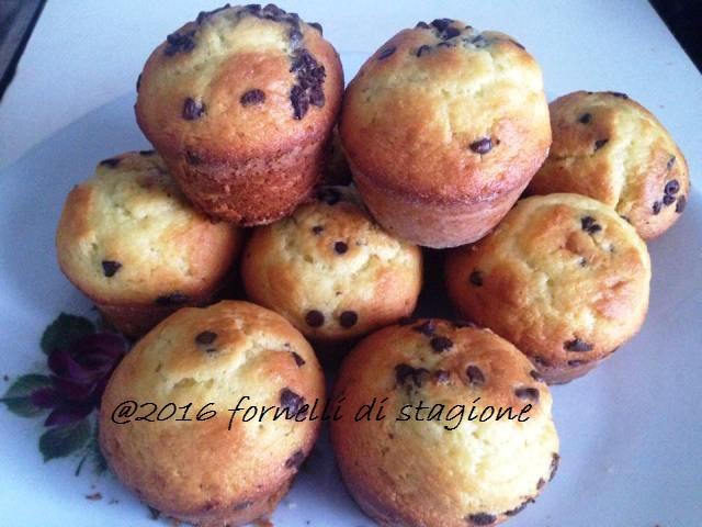 i muffin di fornelli di stagione