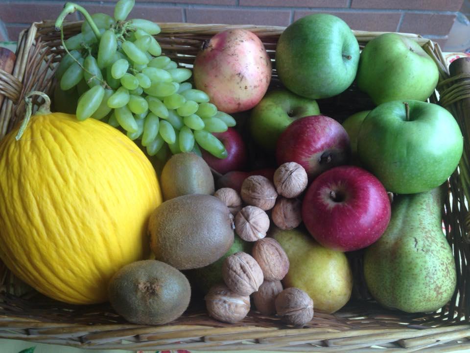 frutta e verdura di ottobre