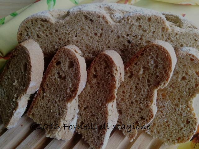 pane con farina di amaranto
