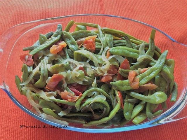 Come cucinare i fagiolini corallo fornelli di stagione - Cucinare i fagiolini ...