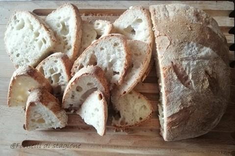 ricetta del pane