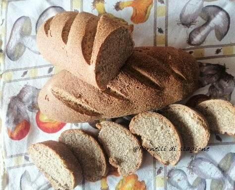 pane con farina di orzo