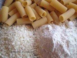 Grano, pasta e riso: obbligo di origine in etichetta